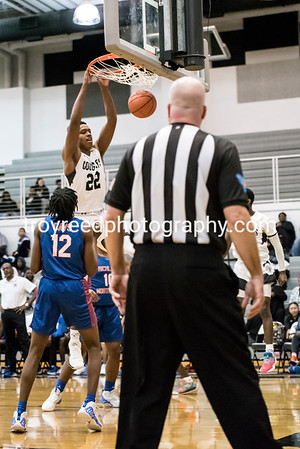 YCHS Varsity Basketball vs Richland-85