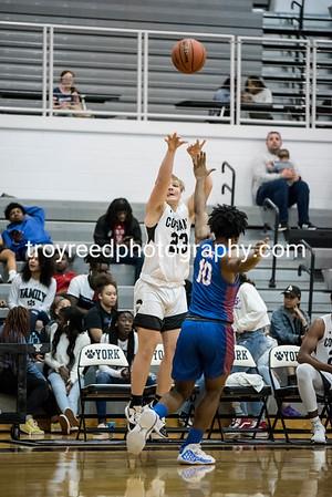 YCHS Varsity Basketball vs Richland-108