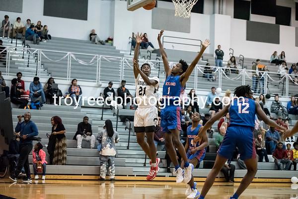 YCHS Varsity Basketball vs Richland-63