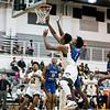 YCHS Varsity Basketball vs Richland-93