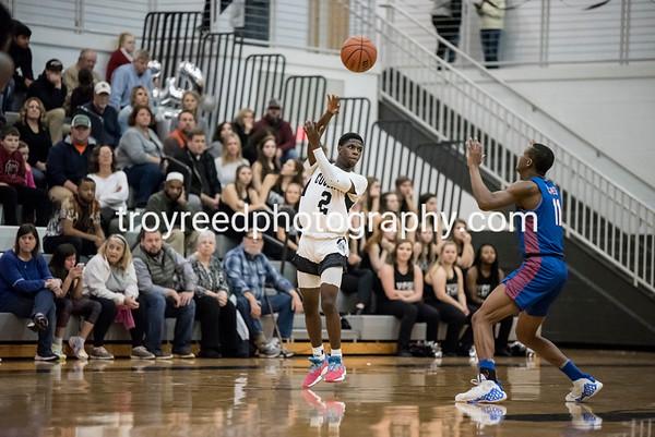 YCHS Varsity Basketball vs Richland-71