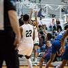 YCHS Varsity Basketball vs Richland-73