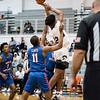 YCHS Varsity Basketball vs Richland-74