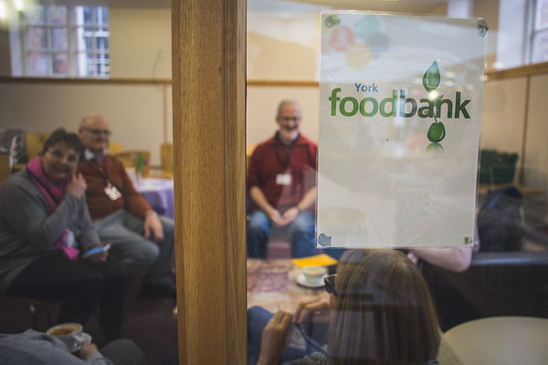 York Food Bank S R Taylor Photography
