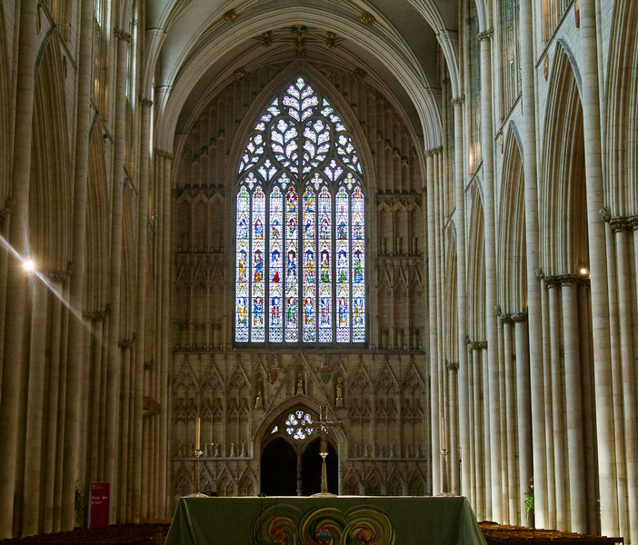 York Minster (Cathedral), May 21., 2018