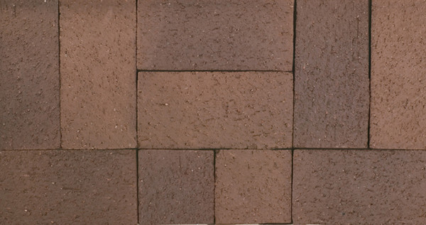 York Brown 4x8 Paver