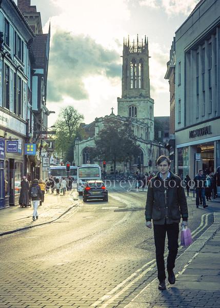 York Street View