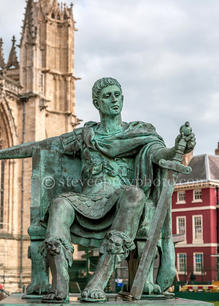 Constantine The Great - Roman Emperor