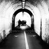 Bridge Leading To National Railway Museum