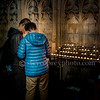 Light A Candle in York Minster