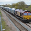 66207 6H63 Immingham - Drax PS at Thorne South