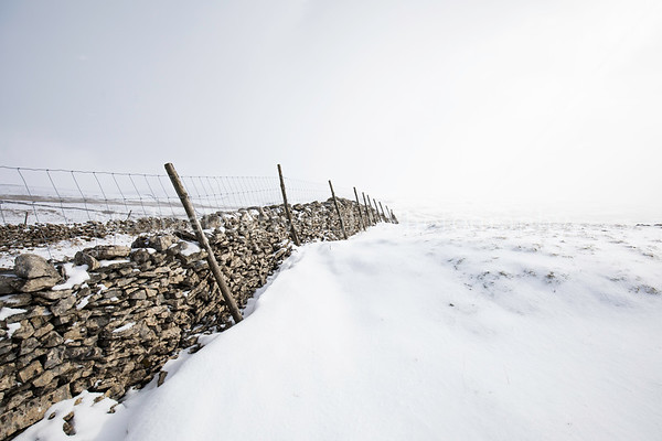 Exposed... Yorkshire Dales In February