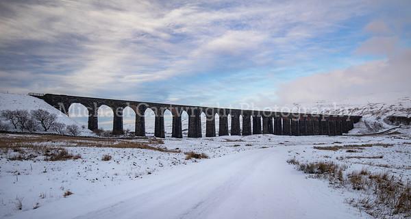 Winter At Ribblehead Viaduct