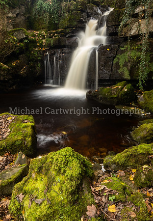 Scarr House Falls, Swaledale