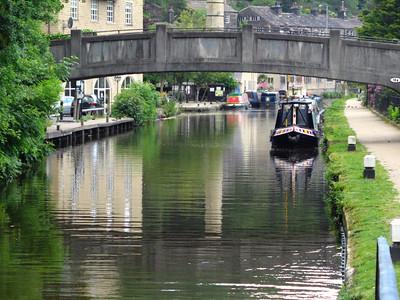 Hebden Bridge and Leeds