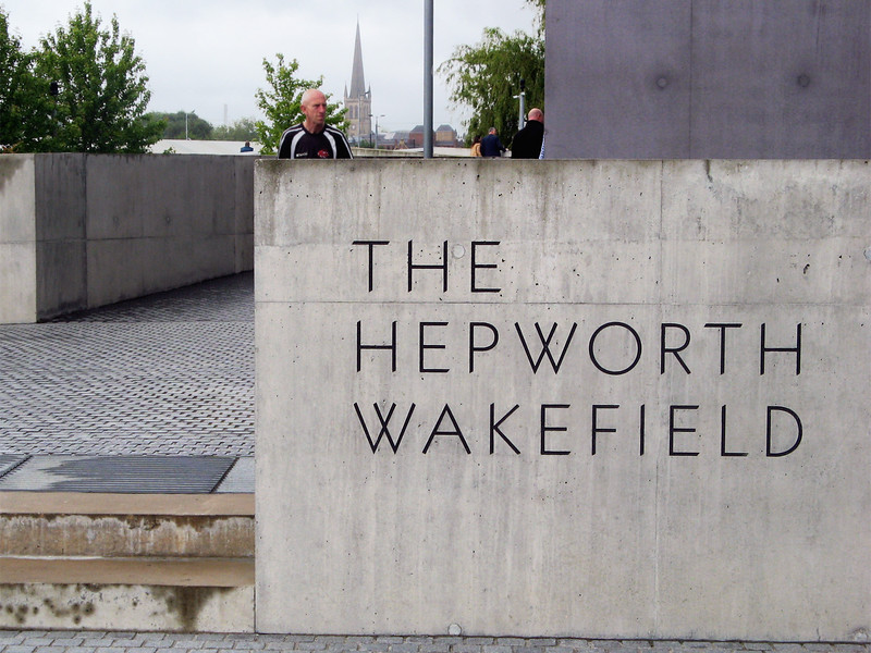 The Wakefield Hepworth: June 2015
