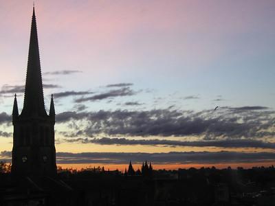 Wakefield: the journey and the town
