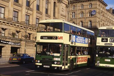 Yorkshire Rider 5110 Croft St Bradford Sep 89