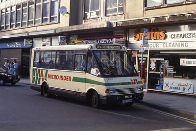 Yorkshire Rider 2057 George St Bradford Sep 89