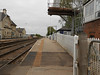 Pic by Liz <br /> <br /> Shot of the Leeds Bound platform taken from Station Road Crossing