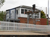 Pic by Liz <br /> <br /> Hensall Signal Box
