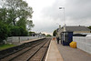 360 degree spin round <br /> <br /> Shot of Hensall looking towards Leeds and Knottingley <br /> <br /> the platforms at Hensall are staggered and you have to walk to the <br /> <br /> Leeds end to exit and use the crossing to cross over