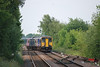 153 315 + 150269<br /> <br />  cross over the cross over and head for the Leeds bound platform