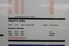 i added these pics of the Timetable departures for the Ghost Stations along the line
