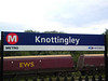 Knottingley <br /> <br /> Address: <br /> <br /> Hilltop<br /> Knottingley<br /> West Yorkshire<br />  WF11 8ED <br /> <br /> This is where the day time service would normally terminate and reverse here and run back to Leeds via Wakefield Kirkgate or back the way it came via Pontefract Monkhill and Castleford