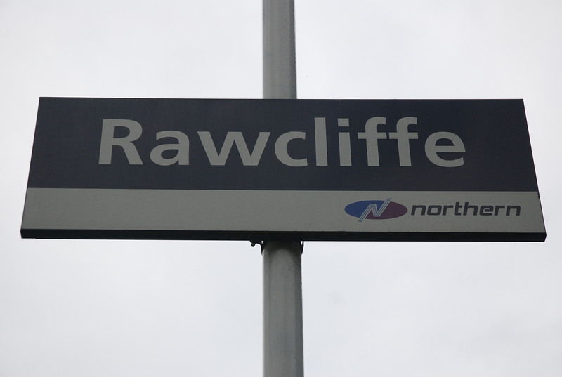 Rawcliffe <br /> <br /> Liz Ghost Station # 9<br /> <br /> GSM # 31<br /> Address: <br /> <br /> Station Road<br />  Rawcliffe<br />  Goole<br />  East Riding of Yorkshire<br />  DN14 8NQ <br /> <br /> The next and final station on the line before the line joins the mainline at Potters Grange Jct and goes to Goole is Rawcliffe