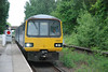 144014 <br /> <br /> Eases into the platform at Rawcliffe