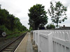Picture by Liz <br /> <br /> Shot taken looking back along the platform looking towards Knottingley