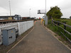 pic by Liz <br /> <br /> showing the exit looking back towards the Goole bound platform