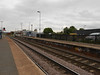 pic by Liz <br /> <br /> shot showing the station looking towards Goole