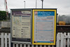 Usual Timetable posters etc<br /> <br /> New to Smugmug?? <br /> <br /> To read the print clearly / make picture bigger : <br /> <br /> Best way to read it if you new to Smugmug<br /> <br /> Put your mouse pointer over centre of pic and <br /> <br /> double click which blows it up. <br /> <br /> Then in the Bottom RIGHT hand corner <br /> <br /> there is a RESIZE BUTTON so select size you want. <br /> <br /> To cancel and come back just click the big X in top right hand