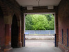 picture by Liz:<br /> <br /> The archway entrance onto the York Bound platform