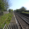 Pic by Liz <br /> <br /> End of the Barnetby / Cleethorpes bound Platform and like a lot <br /> <br /> stations we visit the platforms at one time where a longer and bigger