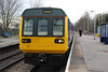 142 078 <br /> <br /> sits waiting time at Brigg on the<br /> <br />  12pm ex Sheffield - Cleethorpes service. <br /> <br /> This was mad day out we where so early here that we literally sat <br /> <br /> here for 10 mins it was more like a mini railtour than a Parly Ghost <br /> <br /> Train gave me chance to get to plenty of pics
