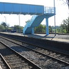 Pic by Liz <br /> <br /> The Sheffield / Gainsborough Central bound plat