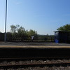 Pic by Liz <br /> <br /> Gainsborough  Central bound platform