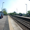 My pic of the plat looking towards Barnetby