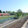 Pic from the bridge looking left at the Barnetby bound platform