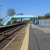 Pic by Liz <br /> <br /> Looking towards Gainsborough Central