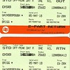 The ticket I brought post the trip as a souvenir of doing it again <br /> <br /> New to Smugmug?? <br /> <br /> To read the print clearly / make the picture bigger: <br /> <br /> Best way to read it if you new to Smugmug<br /> <br /> Put your mouse pointer over centre of pic and <br /> <br /> double click which blows it up. <br /> <br /> Then in the Bottom RIGHT-hand corner <br /> <br /> there is a RESIZE BUTTON so select size you want. <br /> <br /> To cancel and come back just click the big X in top right hand