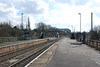 Gainsborough Central looking towards Sheffiled