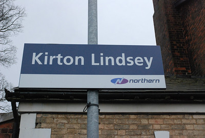 KIrton LIndsey   Ghost Station Man Station # 26 Address:  Kirton Lindsey station Station Road Kirton Lindsey North Lincolnshire DN21 4BD   Location: Next station up the line from Gainsborough Central   Northern Rail Timetable # 32