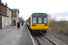 142 078 waits time @ Kirton Lindsey working the 15.13 Cleethorpes - Sheffield