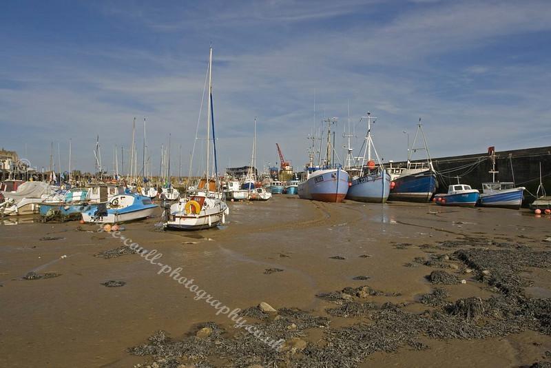 Bridlington Harbour, Yorkshire