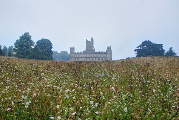 We arrived on a rather damp Sunday morning,so decided to walk round the exterior paths..