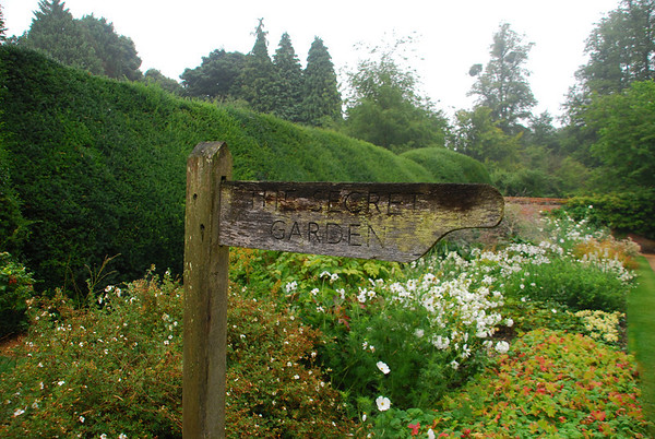 Inside the Walled Garden now